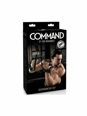 COMMAND BY SIR RICHARD'S SUSPENSION CUFF SET