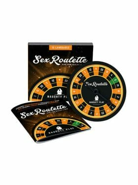 TEASE & PLEASE NAUGHTY PLAY SEX ROULETTE