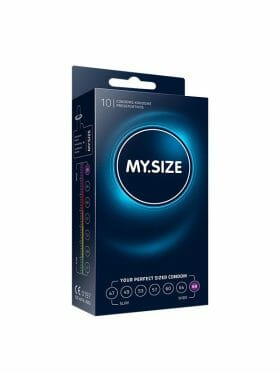 MY.SIZE NATURAL LATEX CONDOMS SIZE 69