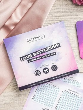 OPENMITY LOVE BATTLESHIP GAME FOR LESBIAN COUPLES
