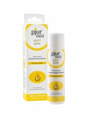 PJUR MED SOFT GLIDE SILICONE-BASED PERSONAL LUBRICANT