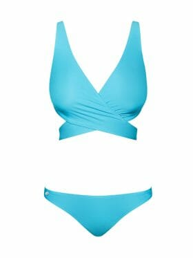 OBSESSIVE BLUE COBALTICA SWIMSUIT